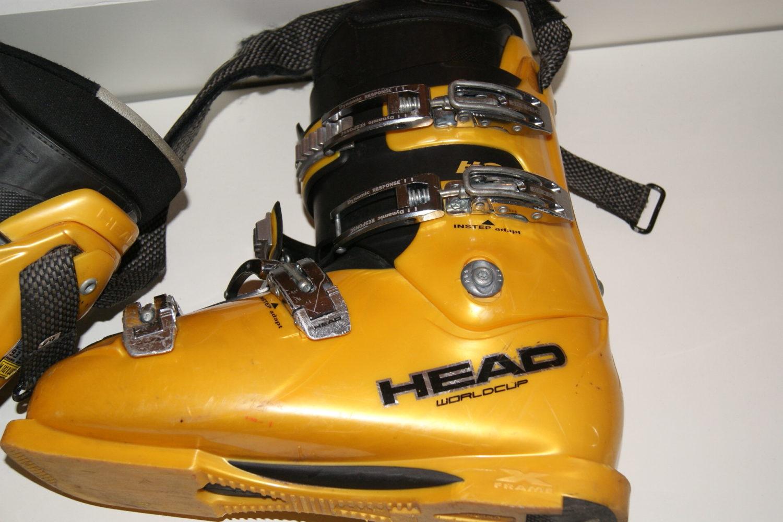 Head Ski Boots Size 9