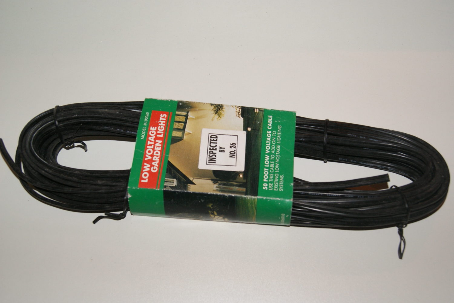 50 Foot Low Voltage Cable