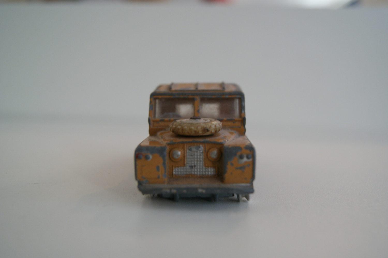 Land Rover 190 W.B. Corgi Toys