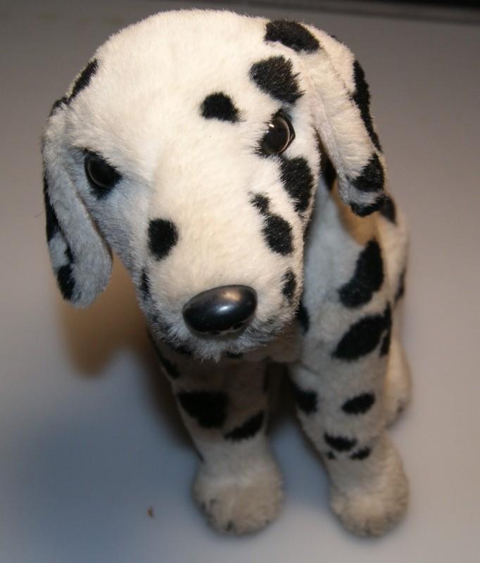 Dalmation Cuddly Toy