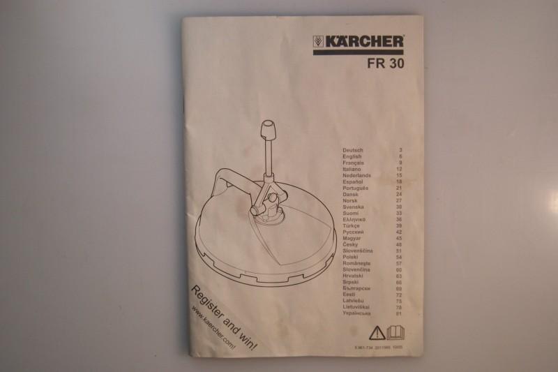 karcher_fr30_manual