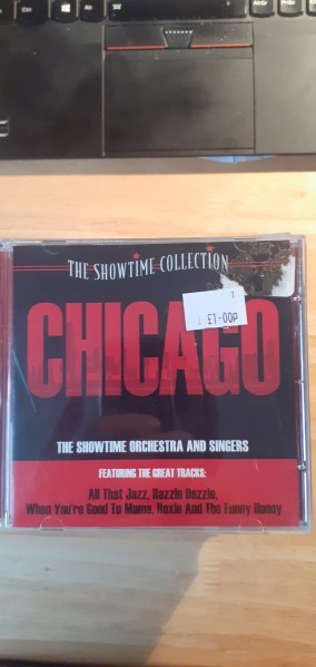 The showtime collection Chicago