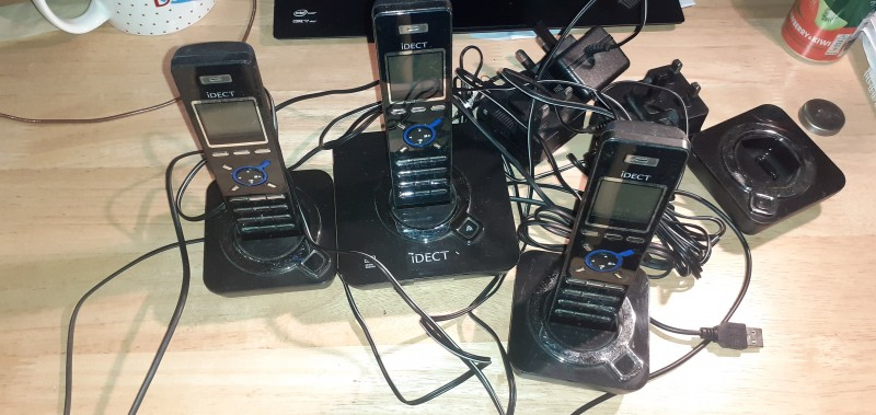 Idect phone system
