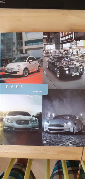 Cars by James Gibb