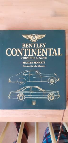 Bentley Continental corniche and azure