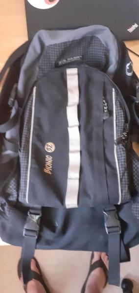 Very good rucksack