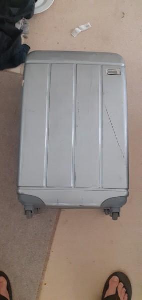 Suitcase a good size
